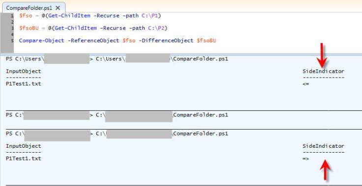 CompareFolder